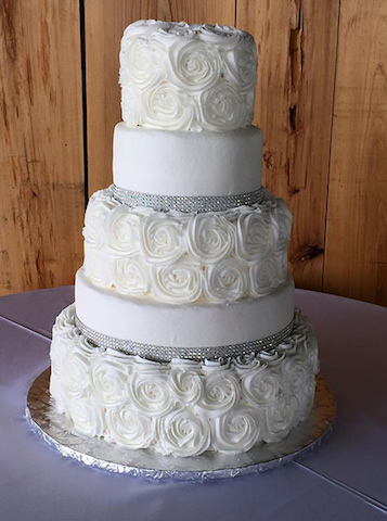 wedding cake bakeries chattanooga tn wedding cake1 the sugar shoppe 21795